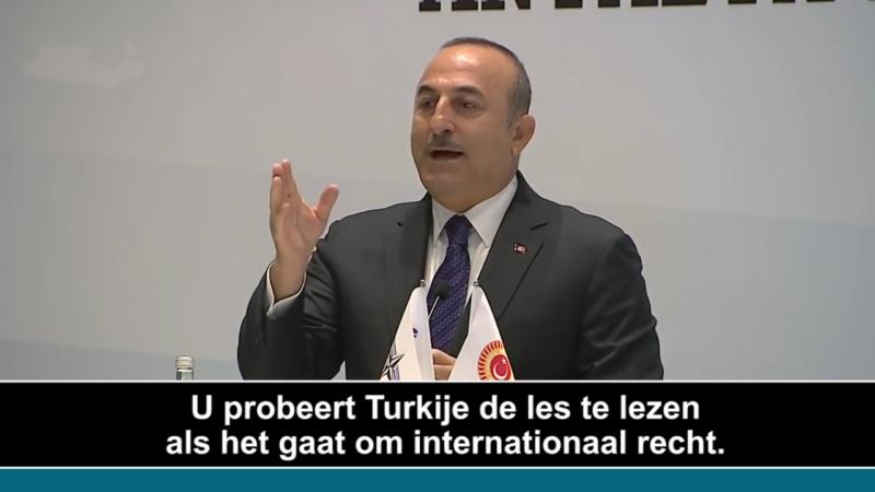Turkse minister haalt fel uit naar Franse parlementariër