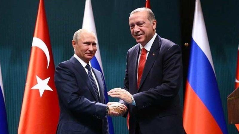 Rusland en Turkije eens over werkgroep Syrië