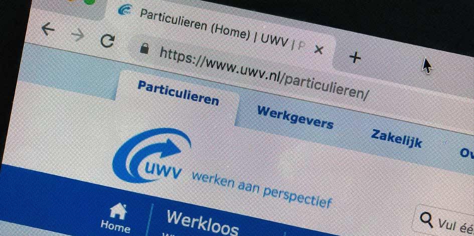 Circa 117.000 CV's bij UWV illegaal gedownload
