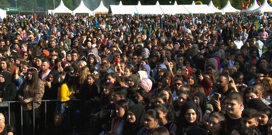 Turquoise Festival brengt culturen bijeen