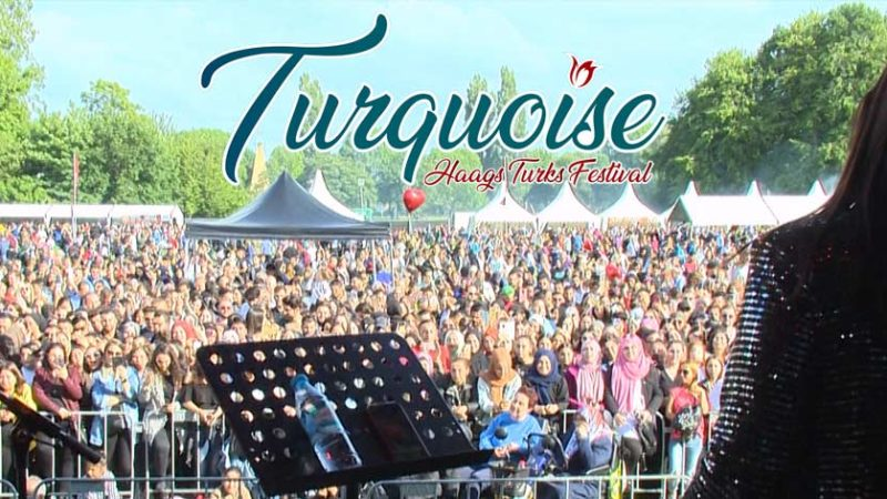 Turquoise Festival trekt ruim 25 duizend bezoekers